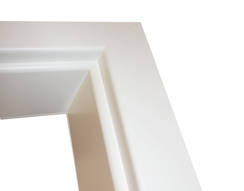 wei lack zarge g nstig online bestellen kp. Black Bedroom Furniture Sets. Home Design Ideas