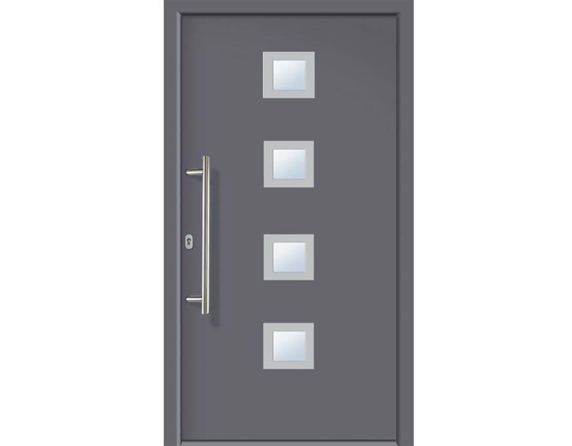 kuporta energiespar aluminium haust r element modell elias diverse farben kp holz shop t ren. Black Bedroom Furniture Sets. Home Design Ideas
