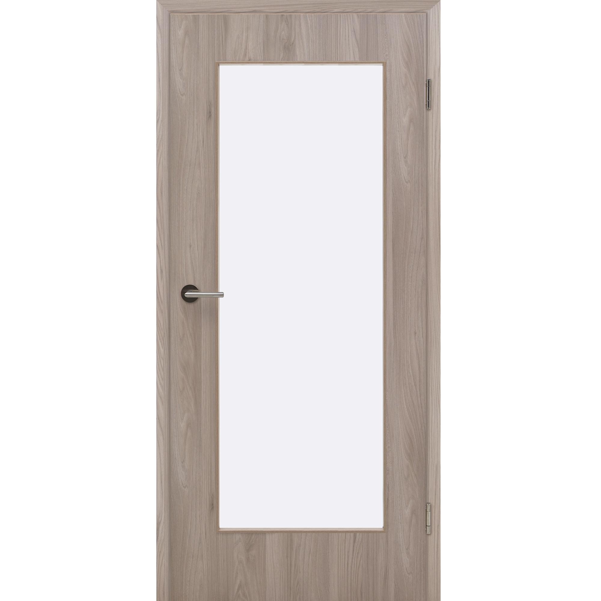 zimmert r mit zarge cpl sandeiche la 16 20 lichtausschnitt rundkante kp holz shop haust ren. Black Bedroom Furniture Sets. Home Design Ideas