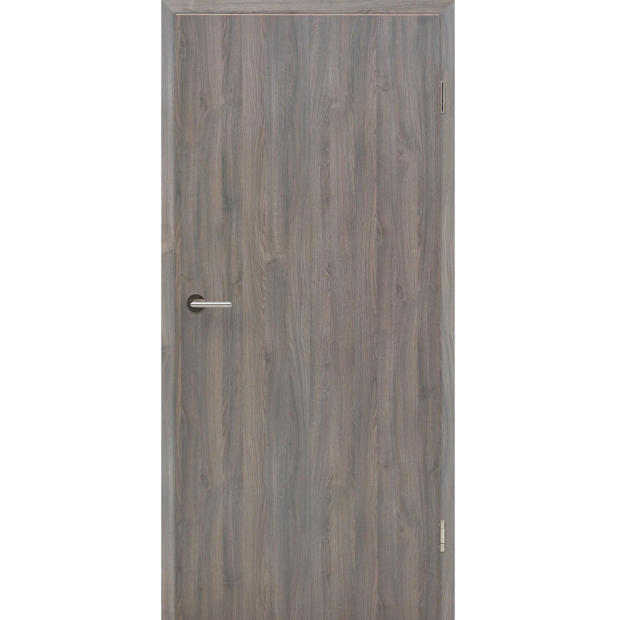 wohnungst r mit zarge cpl steineiche vollspan kkl ii 27db rundkante kp holz shop haust ren. Black Bedroom Furniture Sets. Home Design Ideas