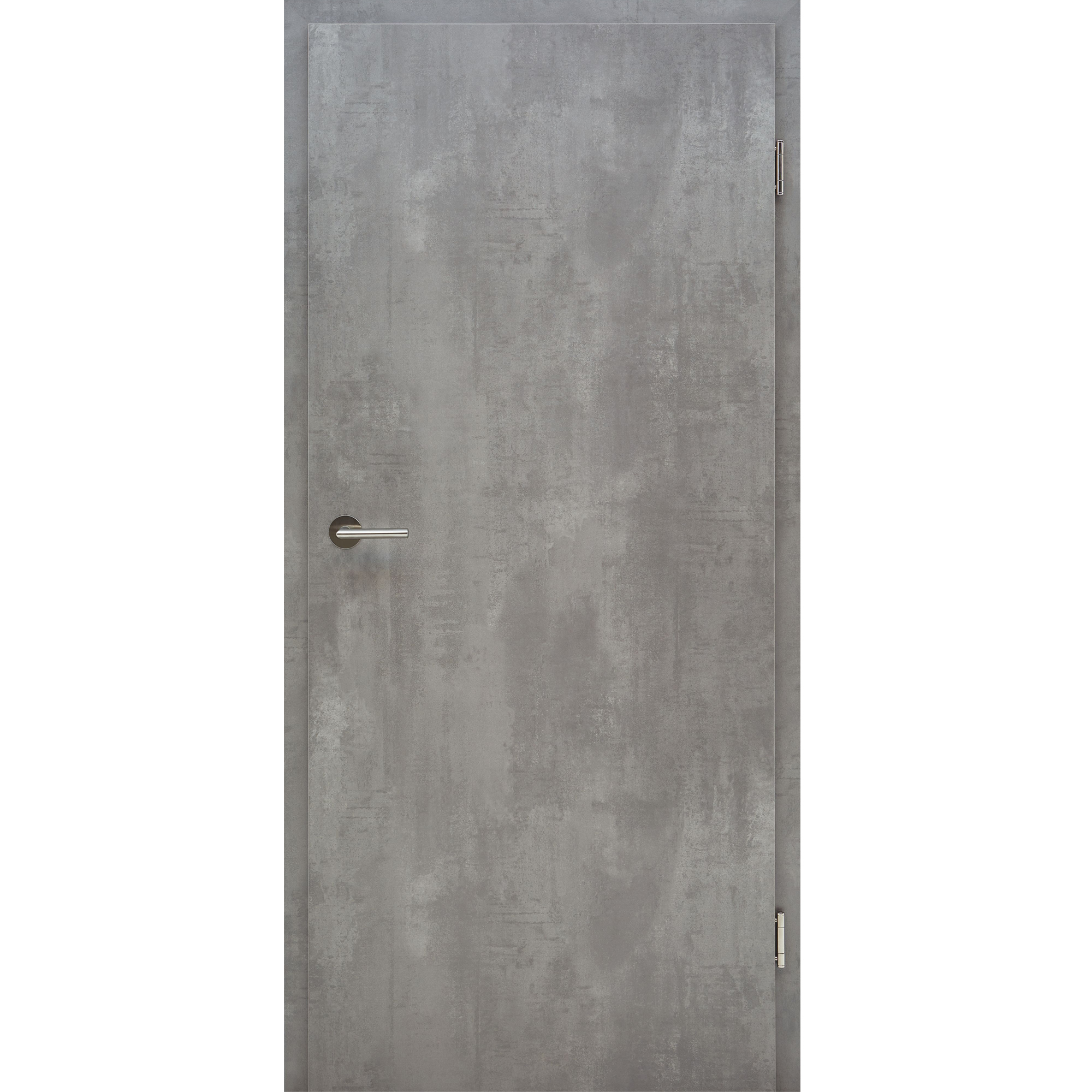 wohnungseingangst r mit zarge cpl concrete vollspan kkl iii 27db eckkante kp holz shop. Black Bedroom Furniture Sets. Home Design Ideas