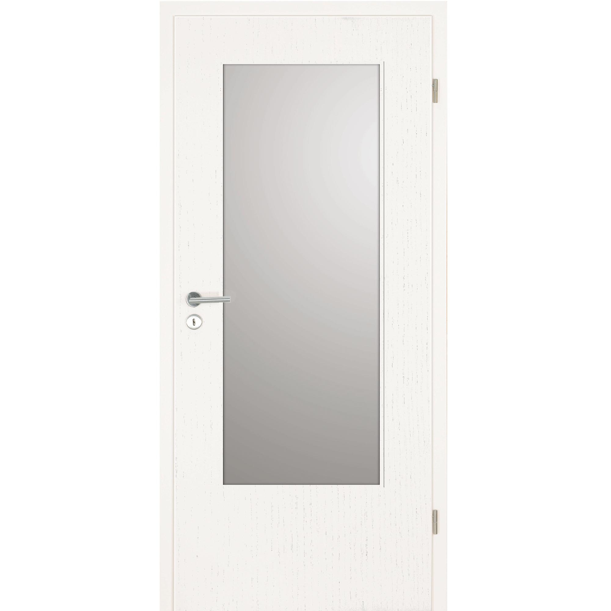 Zimmertur Mit Din La Esche Weiss Kp Holzshop De