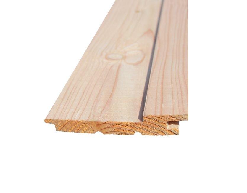 Fabulous Fassadenverkleidung Douglasie 27 x 140 mm - KP-Holzshop.de FB37