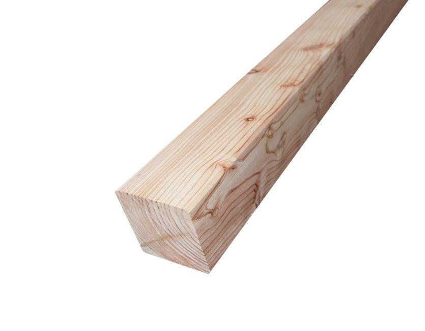 Günstiges Konstruktionsholz Lärche 90 X 90 Mm Kp Holz