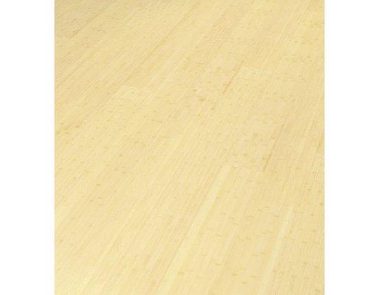 Thede & Witte Parkett Bambus natur matt versiegelt