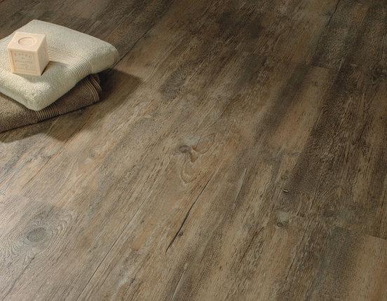 Ziro Vinylan Hydro White Oak Designvinyl-Fertigfußboden Feuchtraumboden