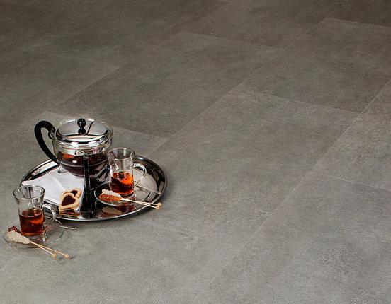 Ceralan Boden von Ziro Beton Ottawa Fertigfußboden Feuchtraumboden zum Klicken