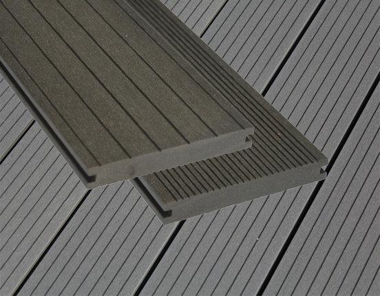 WPC Terrassendielen Paket 15|20|25m² Vollprofil 20 x 140 mm 2.90|4.00|5.00 m