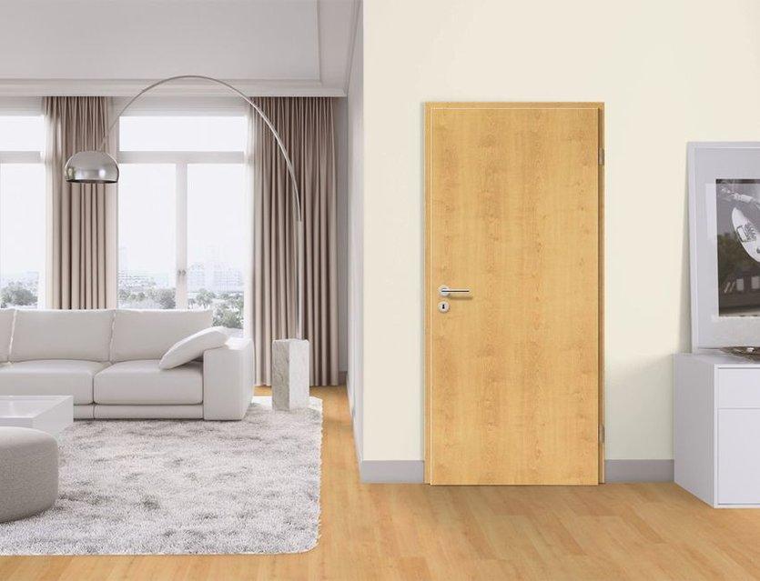 kuporta cpl ahorn zimmert r g nstig kaufen k p holz. Black Bedroom Furniture Sets. Home Design Ideas