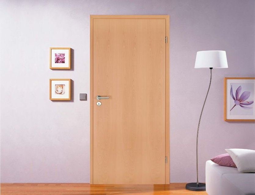 g nstige echtholz zimmert r in buche kp. Black Bedroom Furniture Sets. Home Design Ideas