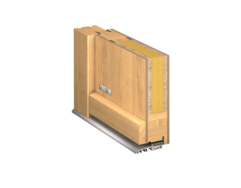 roro holz haust r trento online kaufen kp. Black Bedroom Furniture Sets. Home Design Ideas