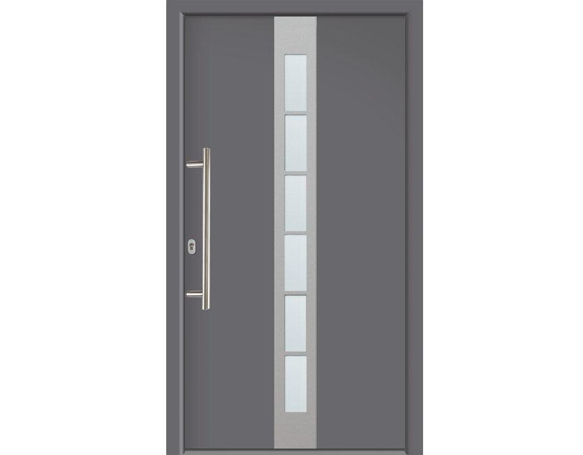 aluminium haust r nach ma g nstig kp. Black Bedroom Furniture Sets. Home Design Ideas
