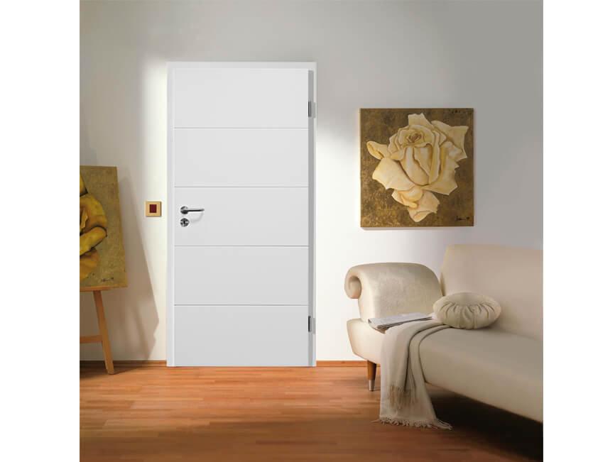zimmert r mit querstreifen g nstig bestellen kp. Black Bedroom Furniture Sets. Home Design Ideas