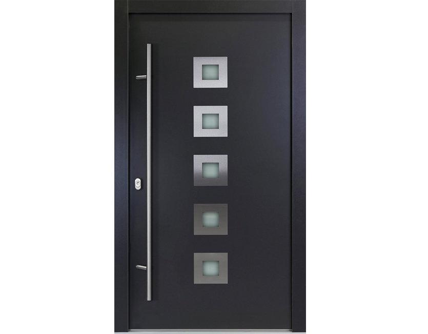 kuporta aluminium haust r online kaufen kp. Black Bedroom Furniture Sets. Home Design Ideas