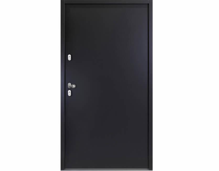 Kellertür  kuporta Aluminium Kellertür Modell Hannes 56 mm stark weiss oder ...