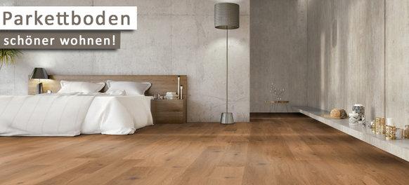 Hochwertige Fußböden bei KP Holz