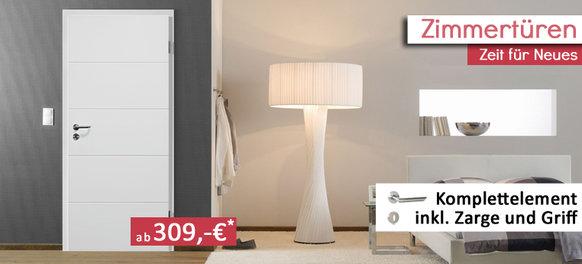 CPL Zimmertüren ind unterschiedlichen Design bei KP-Holzshop.de