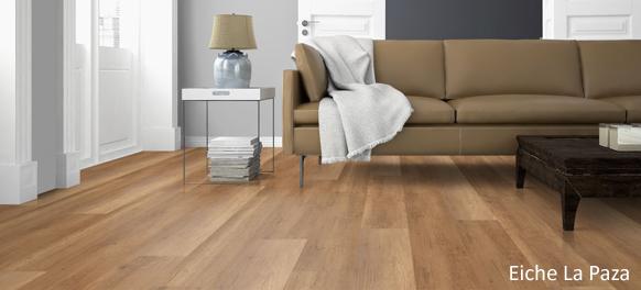 Kork Boden im Holz-Dekor